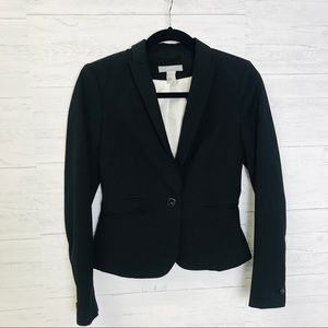 H&M One Button Blazer